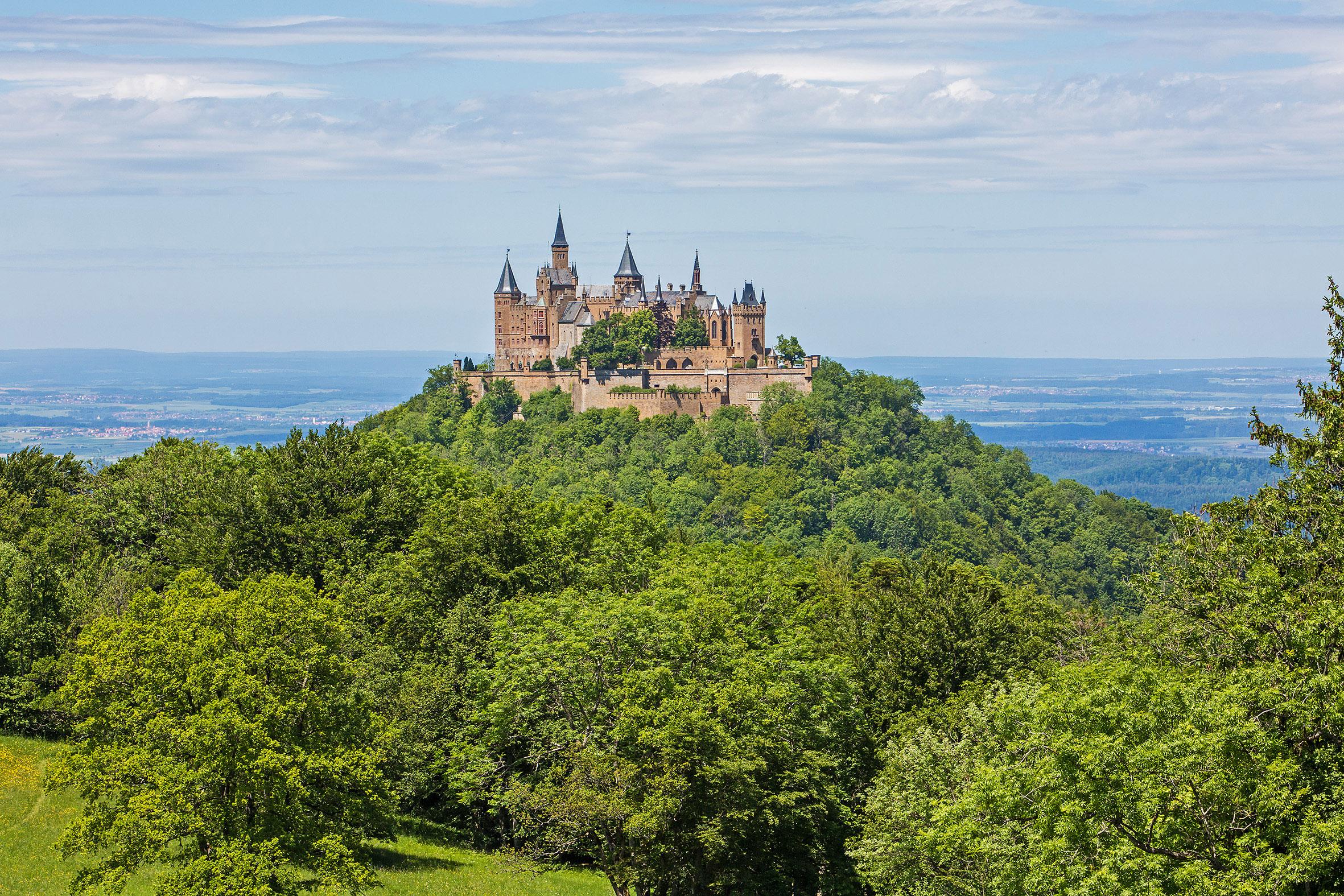 Burg Hohenzollern Mehr Erleben Am Bodensee